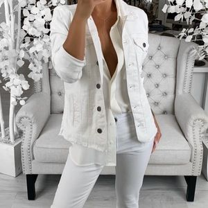 NWT White Stretchy Jeans from eKAttire June Box 27